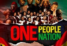 Stonebwoy One People One Nation Ft King Promise Fancy Gadam Fameye Maccasio Efya Teephlow Darkovibes & Bethel Revival Choir mp3 download