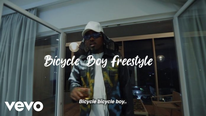 Ice Prince Bicycle Boy Video mp4 download