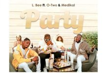 L. Bee Party Ft Medikal & Otwo mp3 download