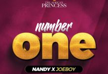Nandy Number One Ft JoeBoy mp3 download