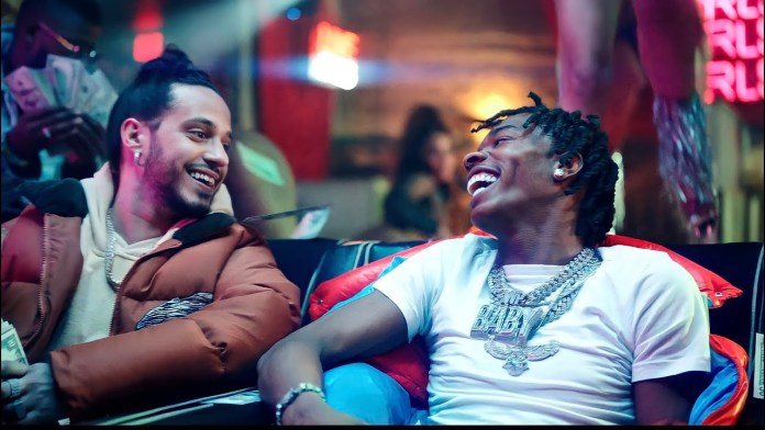 Russ UGLY ft Lil Baby Video mp4 download
