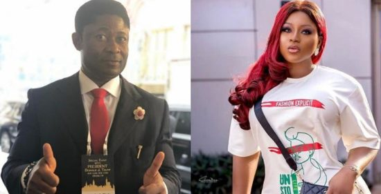 Destiny Etiko denies reports reacts that a married Billionaire bought her Land Cruiser