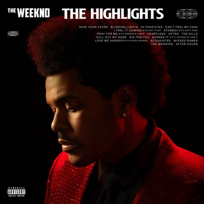 The Weeknd The Highlights album ep download