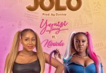 Niniola & Yemisi Fancy Jolo mp3 download