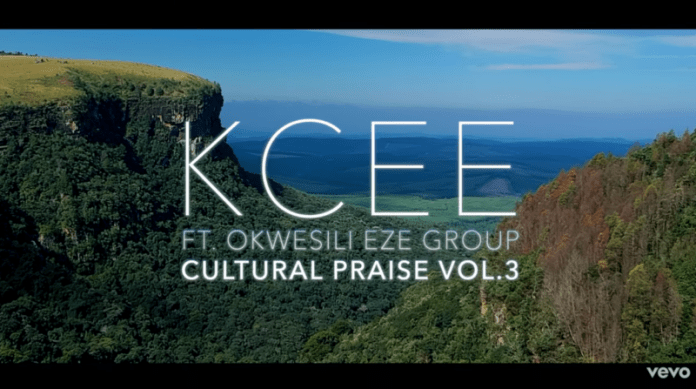 Kcee Cultural Praise Vol 3 ft Okwesili Eze Group Video mp4 download