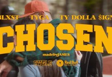 Blxst Ft Ty Dolla $ign Tyga Chosen Video mp4 download