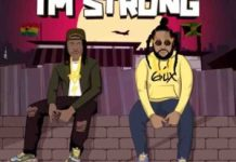 Squash I'm Strong ft Stonebwoy mp3 download