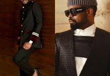 Hilarious bant between Basketmouth and 2face Idibia