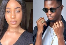 Laycon and Erica spotted dancing together at a night club (video)