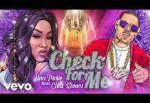 Ann Marie Check For Me Ft Chris Brown MP3 Mp4 DOWNLOAD