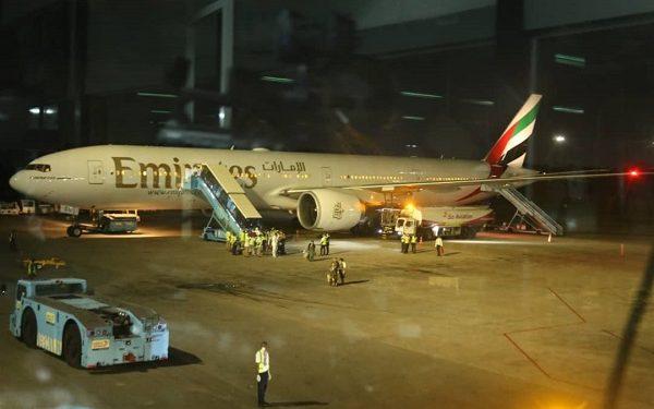 256 Nigerians return from United Arab Emirates