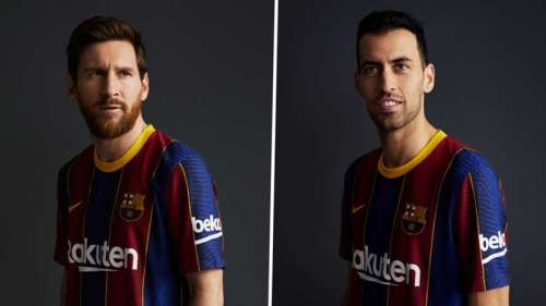 Barcelona's 2020-21 Official New Home and Away Jersey Kit