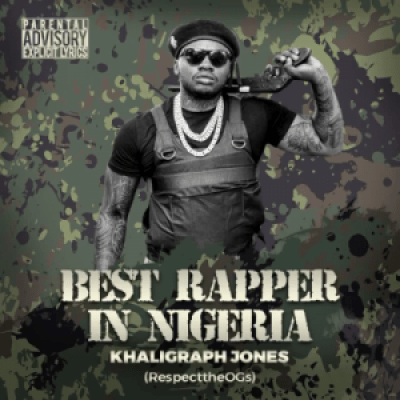 Khaligraph Jones Best Rapper In Nigeria Mp3 Download