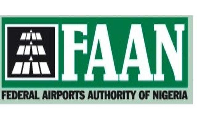 Federal Airports Authority Of Nigeria Faan