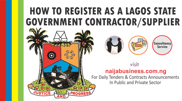 Lagos State Government Contractor