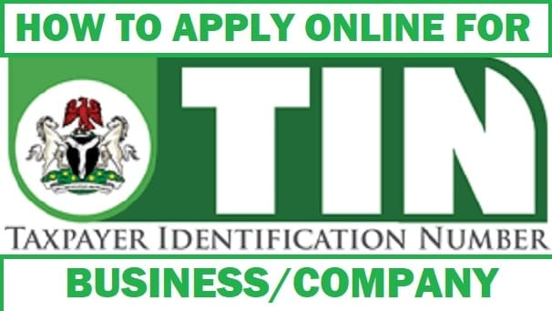 How to apply for TIN Tax Identification Number