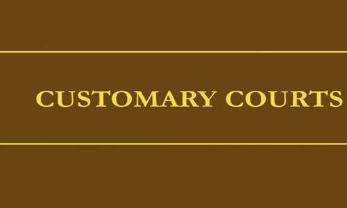 Customary Court Of Appeal