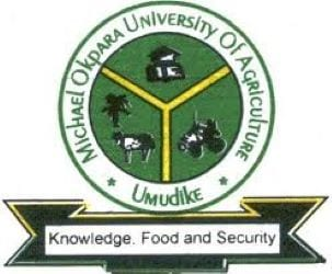 Michael Okpara University Of Agriculture, Umudike, Abia State