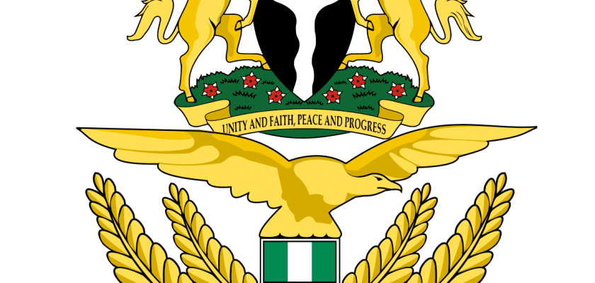 The Nigerian Air Force