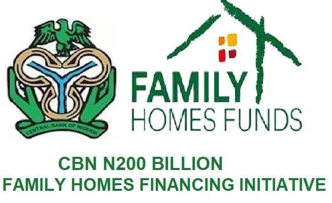 CBN N200 Billion Social Housing Loan