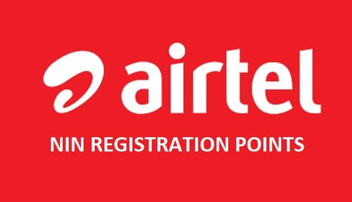 Airtel NIN registration points