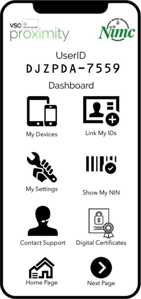 Nin Digital Id - Nimc App