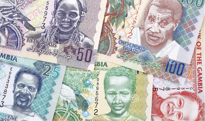 Gambian currency