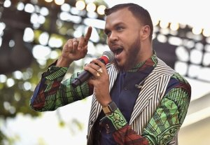I Worked Four Jobs To Make Money – Jidenna