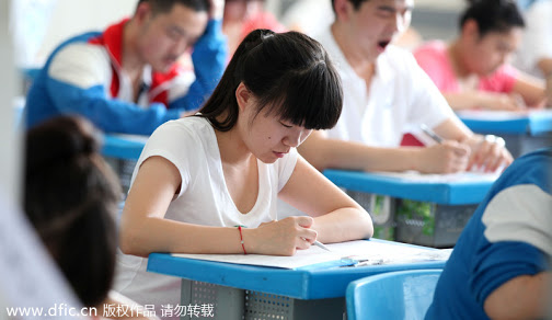 See The Top 3 Most Difficult Exams In The World.