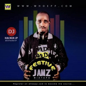 DOWNLOAD MIXTAPE DJ Hacker Jp - Festive Jamz