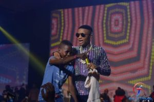 Wizkid's New Signee, Ahmed Celebrates With Family And Friends (Photos)