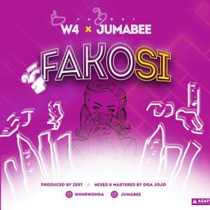 DOWNLOAD MP3 W4 & Jumabee - Fakosi