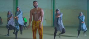 "Lady Blasts Falz For Using Ladies In Hijab To Dance In ""This Is Nigeria"" Video"