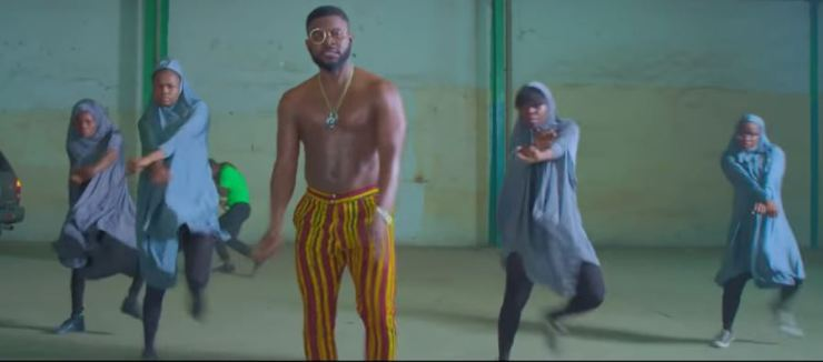 Lady Blasts Falz For Using Ladies In Hijab To Dance In