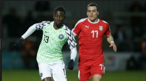 "World Cup: ""We Will Die Against Iceland"" - Wilfred Ndidi"