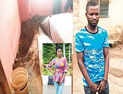I Killed Deputy Governor's Daughter To Become Rich In 7 Days - Boyfriend Confesses