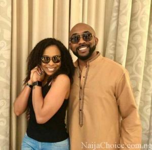 Is Tboss Trying To Snatch Banky W From Adesua? See The Conversation We Caught Her In On Instagram