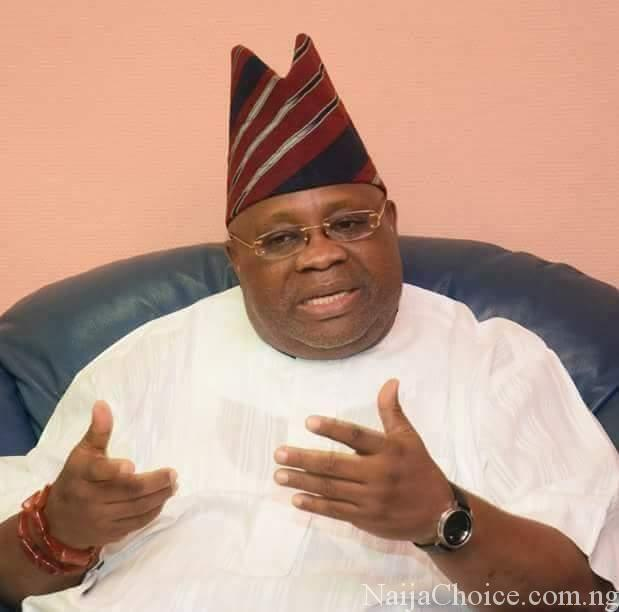 Senator Adeleke Says APC planned to kill him at the state capital, Osogbo