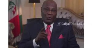» 'I Started Out As An Orphan Selling Firewood On The Streets In Adamawa' – Atiku