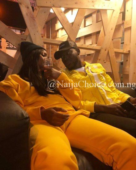 Adekunle Gold Takes His Support For Bae (Simi) To London