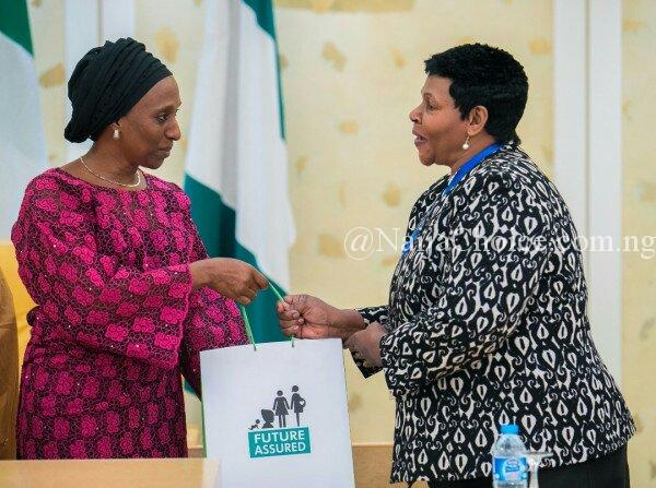 Aisha Buhari Says Education will help eradicate Child Marriage
