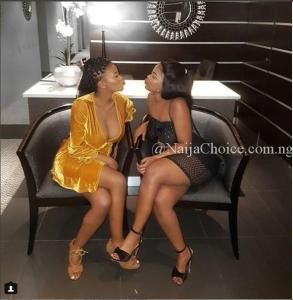 Chioma, Founder Of 'The Boob Movement' Comes Out As Lesbian (Photos)
