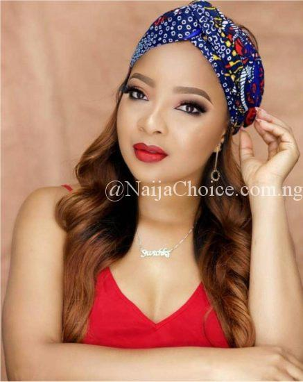 Despite Adesua's Marriage, Linda Ejiofor Not Under Pressure