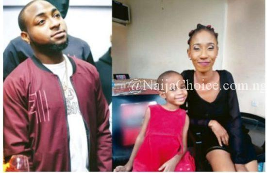 DNA Test Carried Out Fake, Says Davido's Alleged Baby Mama