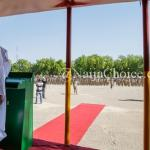 I Think About You Always - Buhari Tells Soldiers Fighting Boko Haram As He Visits Borno (Photos)
