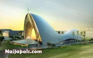 Is This The Most Beautiful Church Building In Nigeria?