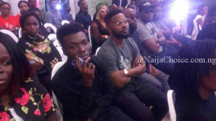 Late Tosyn Bucknor's Service Of Songs Commences (Photos)