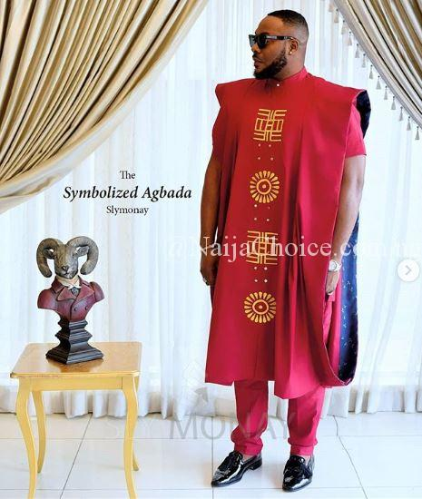 Nollywood Actor, Bolanle Ninalowo Steps Out In Agbada Looking Cute (Photos)