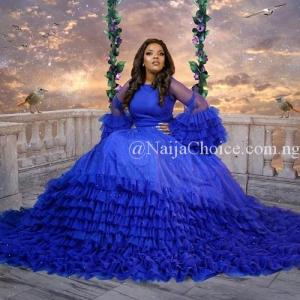 Nollywood Actress, Empress Njamah Celebrates Birthday With Awesome Photos