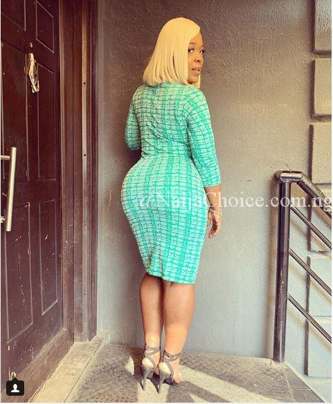 OAP Moet Abebe's Backside Causes Commotion On Instagram (Image+Video)OAP Moet Abebe's Backside Causes Commotion